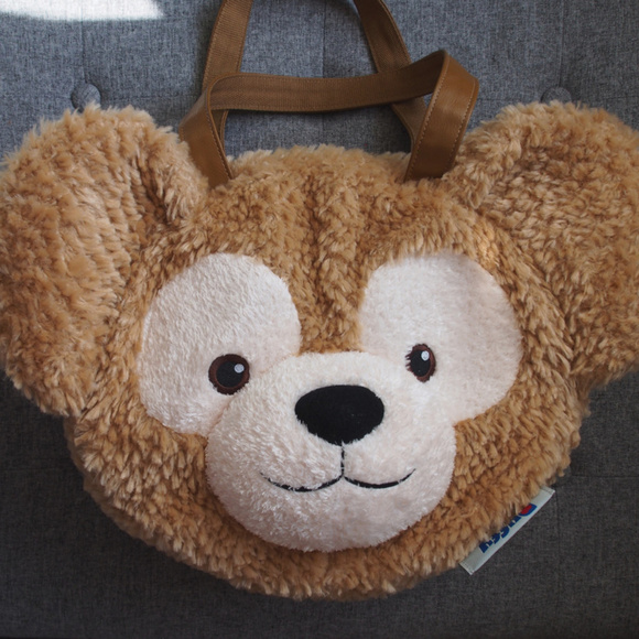 Disney Japan Limited Duffy Large purse bag NWT ea381089362e1